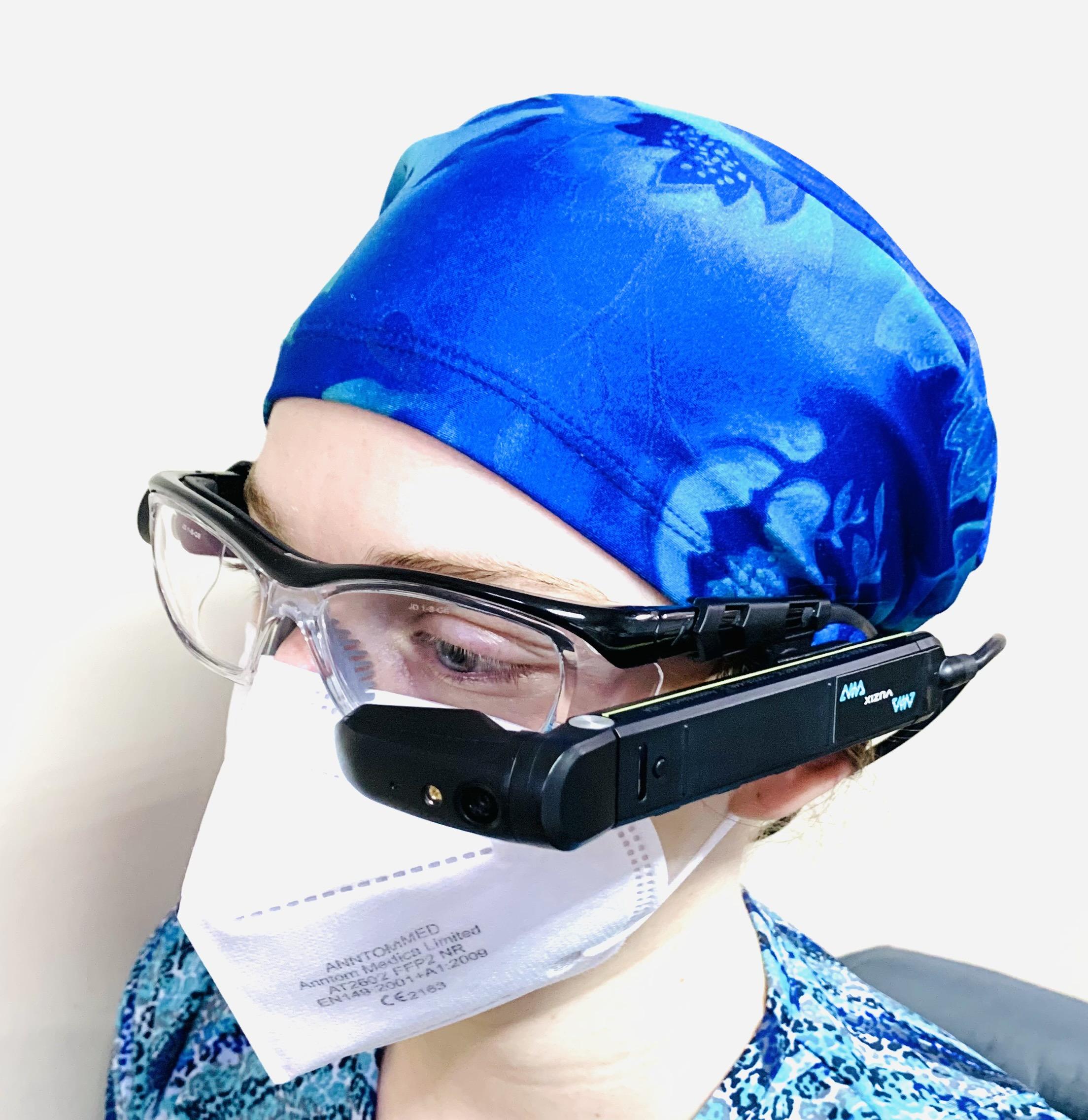 Xpert Eye como apoyo a la docencia en Radiología Intervencional